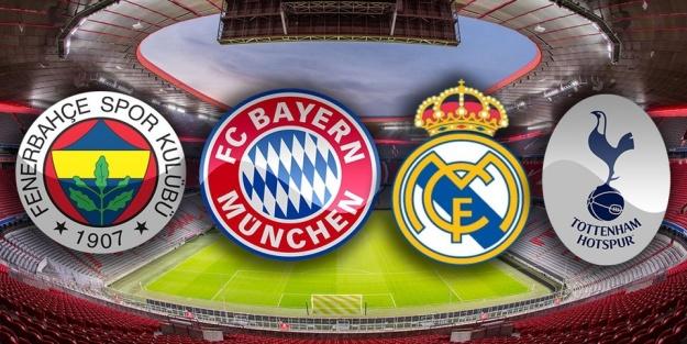 AUDİ Cup saat kaçta hangi kanalda yayınlanacak? AUDİ Cup 2019 Fenerbahçe-Bayern Münih