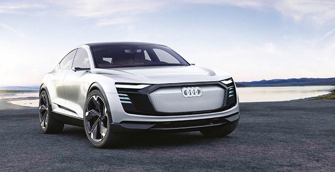 Audi'nin gelecek konseptinin tek şarjla menzili 500 km