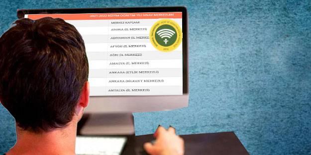 AUZEF sınav merkezi tercihi nasıl yapılacak? AUZEF sınav merkezi tercih listesi 2021 2022