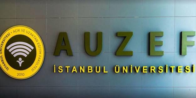 AUZEF sınav merkezi tercihleri ne zaman 2021 2022? AUZEF sınav merkezleri listesi