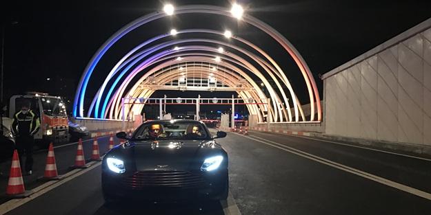 Avrasya Tüneli İstanbul'un Yeni