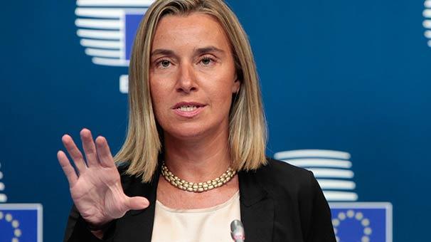 Avrupa Birliği de Irak'ın birliği dedi