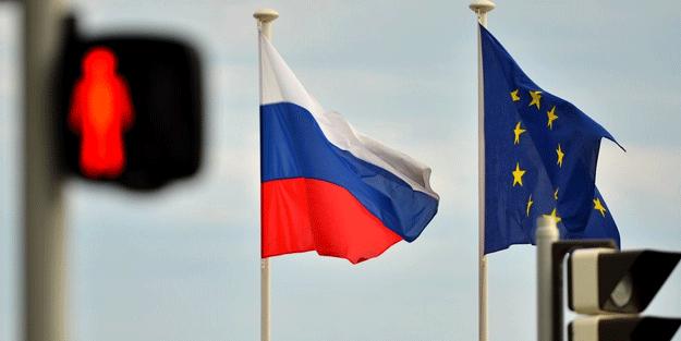Avrupa Birliği'nden gerilimi tırmandıracak Rusya kararı