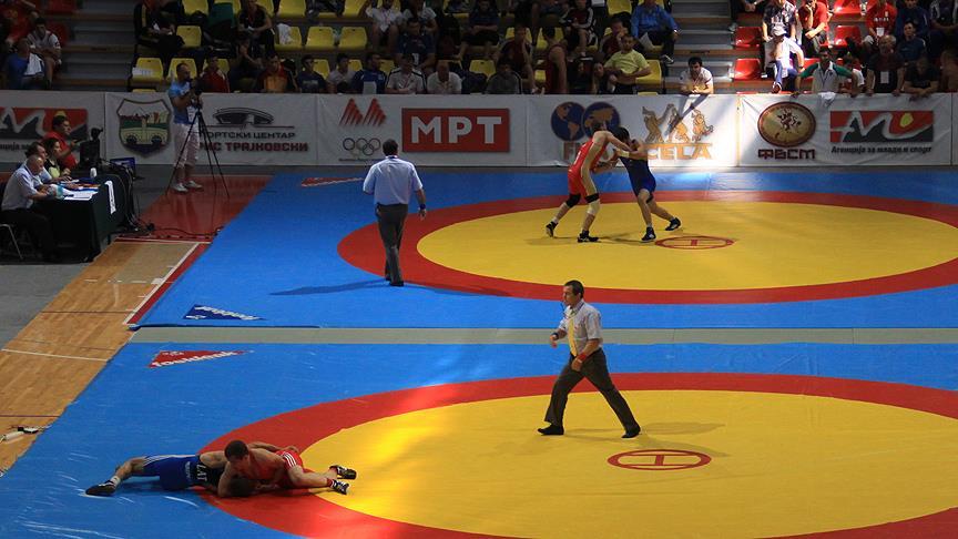 Avrupa Gençler Güreş Şampiyonası başlıyor