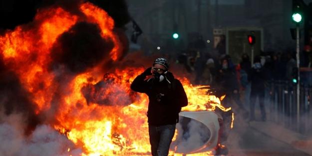 Avrupa kentlerinde 'Sarı Yelekliler' korkusu (Hangi ülkelere sıçrar?)