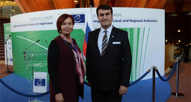 Avrupa Konseyi'nde Türk başkandan terör dersi