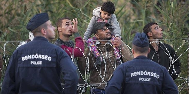 Avrupa ülkeleri sınıra asker yığıyor!