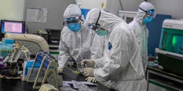 Avrupa ülkesinde korkutan koronavirüs açıklaması:100 bin kişi ölebilir