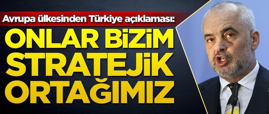 Avrupa ülkesinden Türkiye açıklaması: Onlar dostumuz