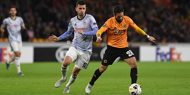 Avrupa'ya zerre önem vermeyen Abdullah Avcı ve İngiltere'de ortaya çıkan sonuç: Beşiktaş fark yedi