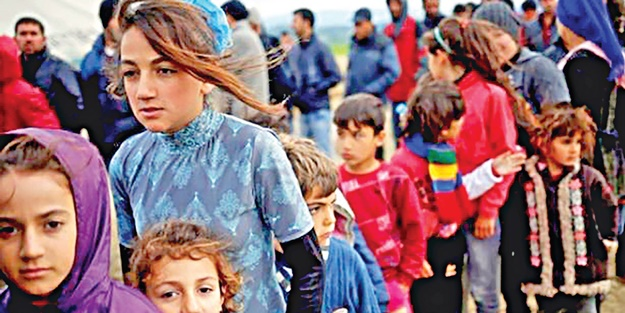 Avrupa'da 96 bin mülteci çocuk kayıp!