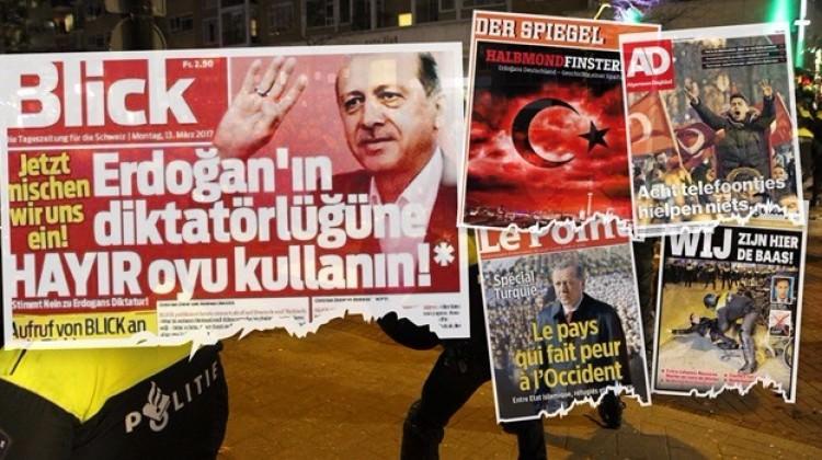 Tek dertleri büyüyen Türkiye ve Erdoğan! Korkudan titriyorlar