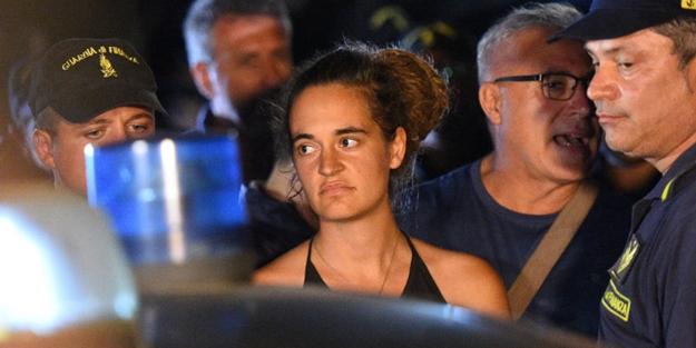 Avrupa'da 'insani' kriz! Göçmenlerin hayatını kurtaran gemi kaptanına ev hapsi!