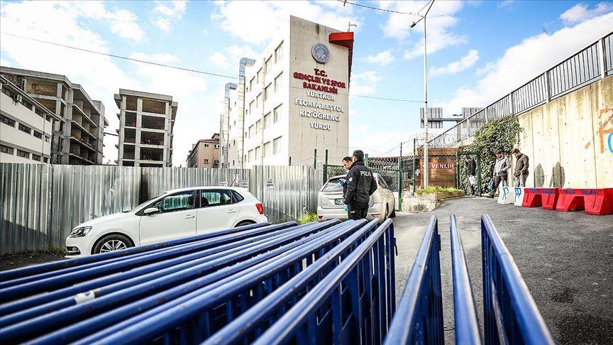 Avrupa'dan gelen vatandaşların karantinaya alınacağı yurtlardaki hazırlıklar tamamlandı