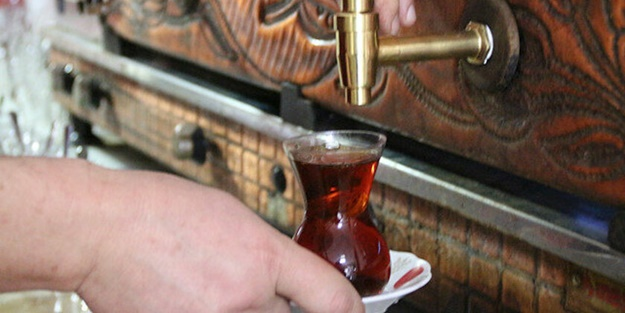 Avrupalılar Türk çayına hayran kaldı