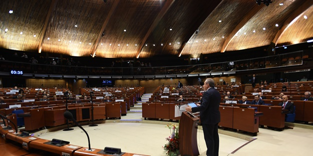 Avrupalıların yüzüne söyledi: Oyunu biz kurarız, diğer devletler sadece oynar dünyası bitti