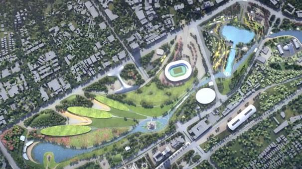 Avrupa'nın en büyük bahçesi o şehre yapılıyor! Tarih verildi...