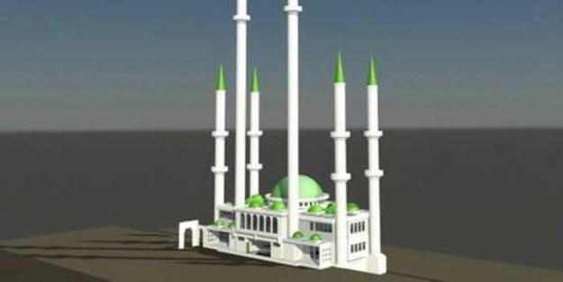Avrupa'nın en büyük camisi yapılıyor