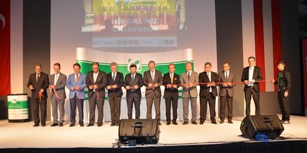 Avrupa'nın en prestijli kültür ve kitap fuarı açıldı