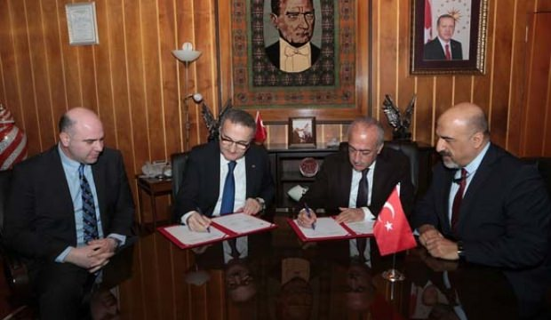 Avrupa'nın ikinci, Türkiye'nin ise en büyüğü olacak... İmzalar atıldı!