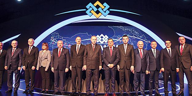 Avrupa'yı güç birliğiyle gazlayacağız