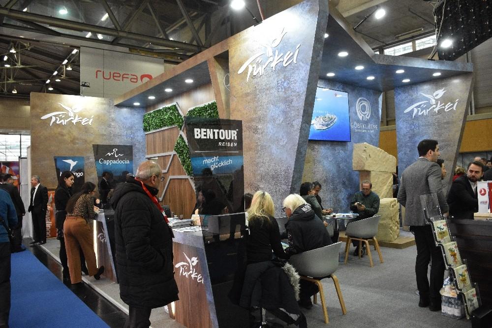 Avusturya 2020 Turizm Fuarı Viyana'da başladı