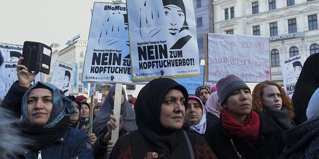 Avusturya'da 'başörtüsü yasağı' hazırlığı!