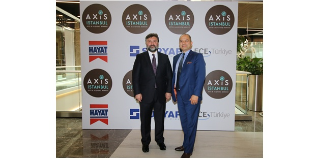 Axis İstanbul Alışveriş Merkezi açılıyor