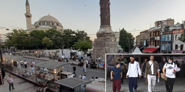 Ayasoyfa'ya Sultanahmet'e Marmarayı kullanarak nasıl gidilir?