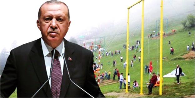 Erdoğan'ın 'Acayip şeyler' demişti! Tarih oldu