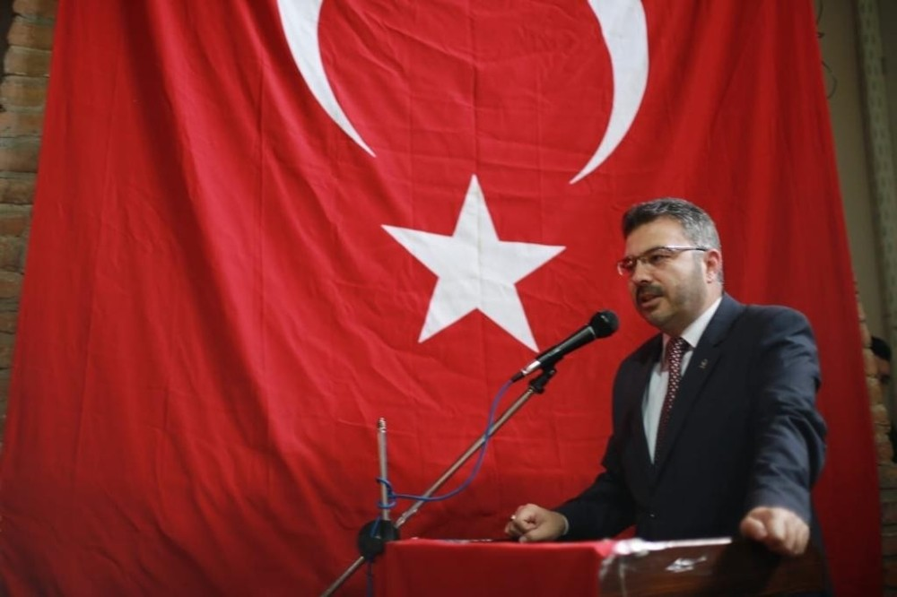 Aydın AK Parti'de 7. Olağan Kongre dönemi başladı