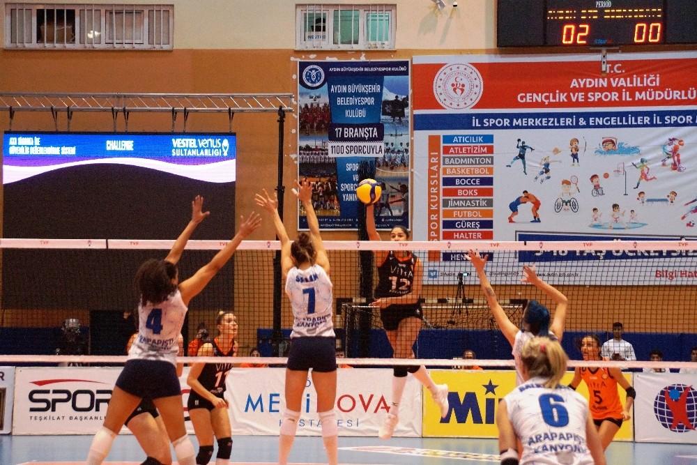 Aydın Büyükşehir play-off mücadelesine başlıyor