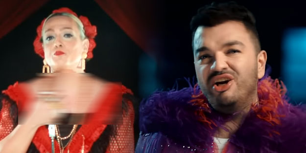 Aydın Doğan gitti, kafası kaldı! Kanal D'den eşcinsel sapkınlığı meşrulaştıran sözde yarışma!