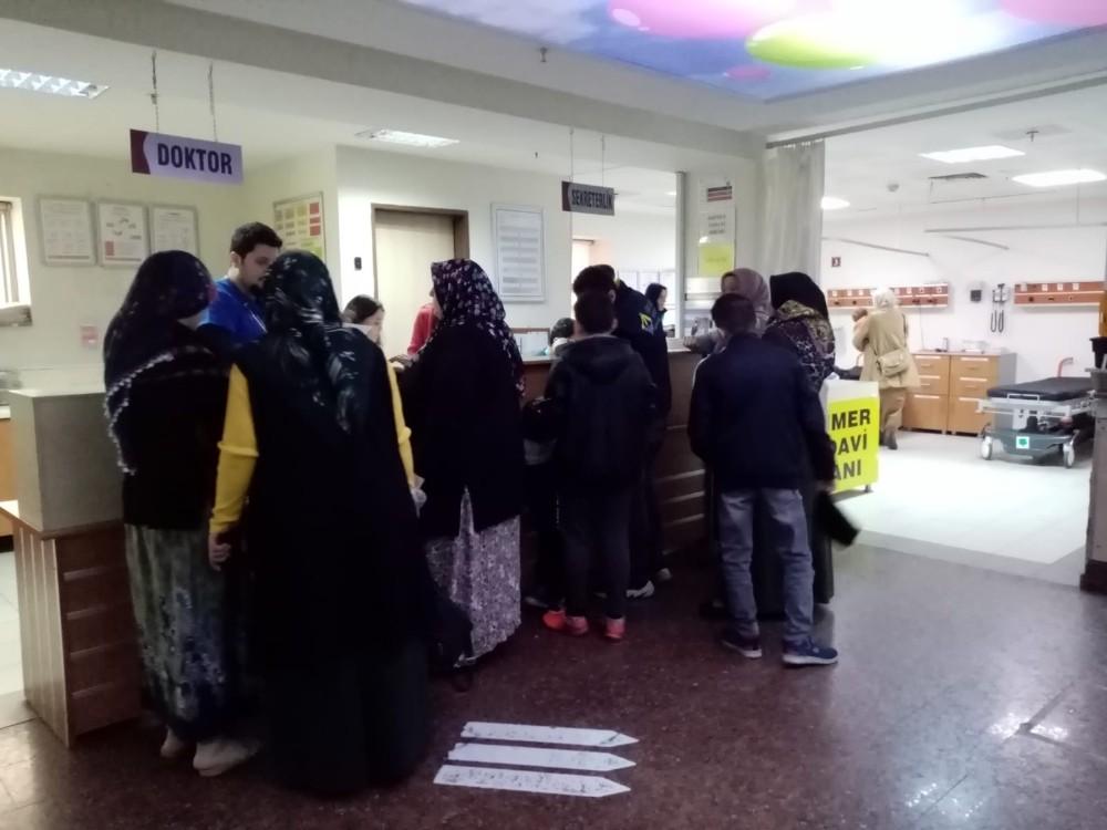 Aydın havası, Aydın'daki çocukları hastanelik etti