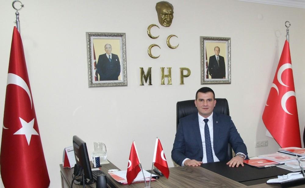 Aydın MHP'den Miraç Kandili mesajı