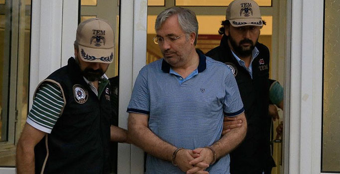 Aydın'da 15 polis tutuklandı!
