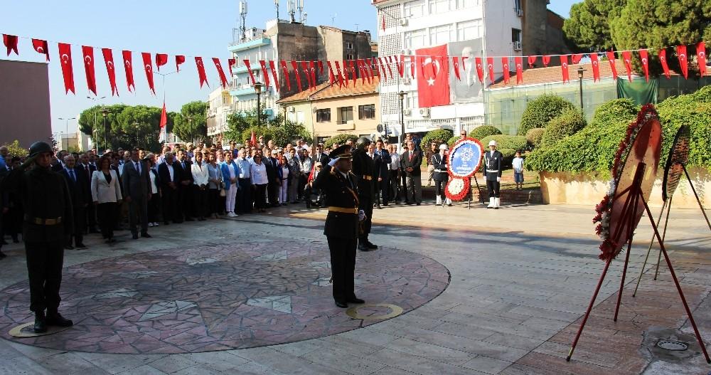 Aydın'da 30 Ağustos Zafer Bayramı kutlamaları