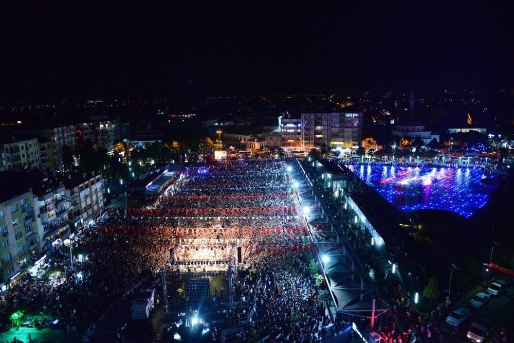 Aydın'da kurtuluş günü kutlamaları