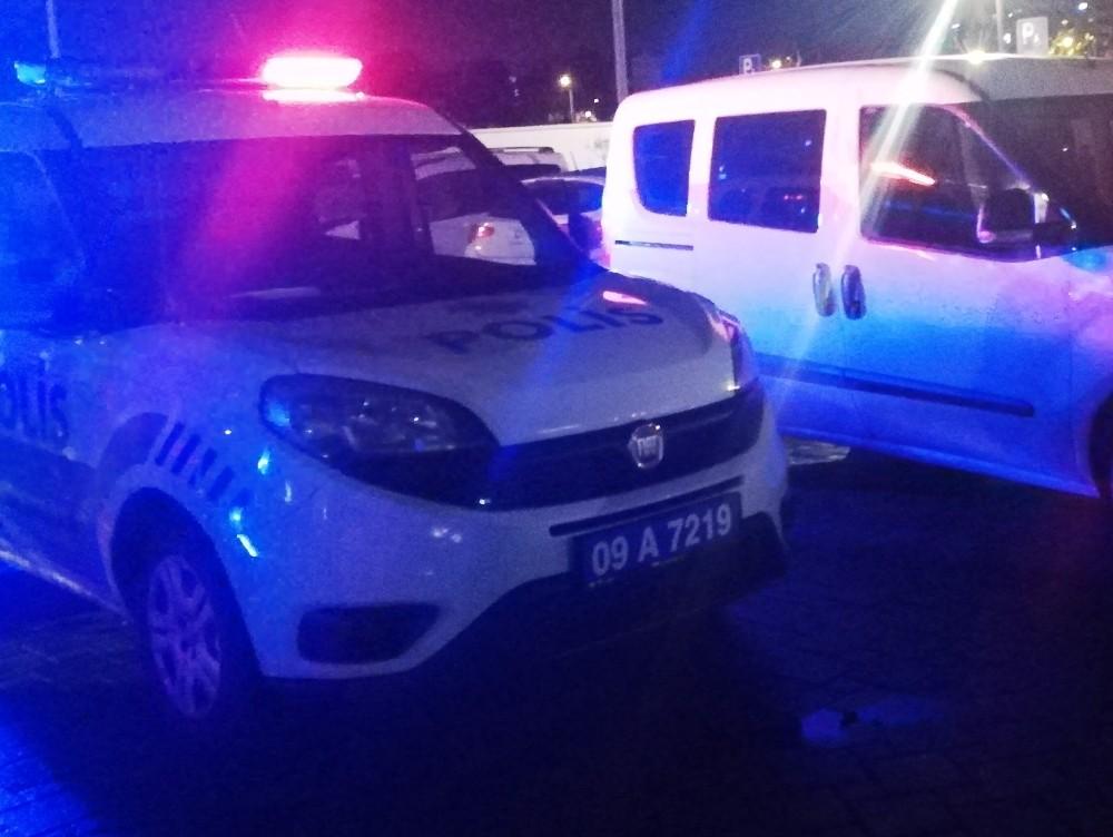 Aydın'da silahlı saldırıda bir kişi yaralandı