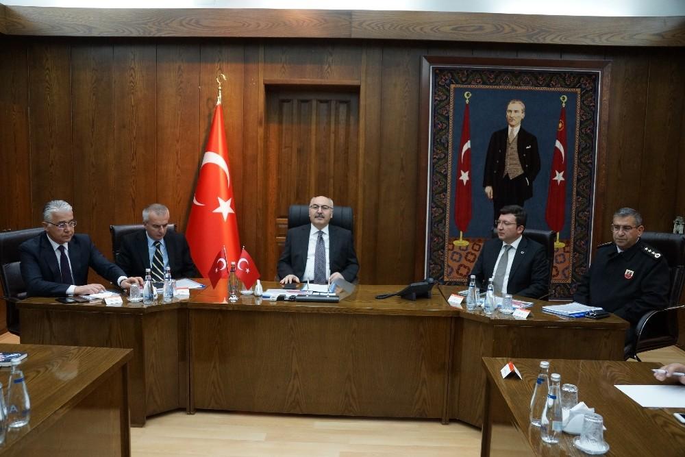 Aydın'da trafik güvenliği masaya yatırıldı