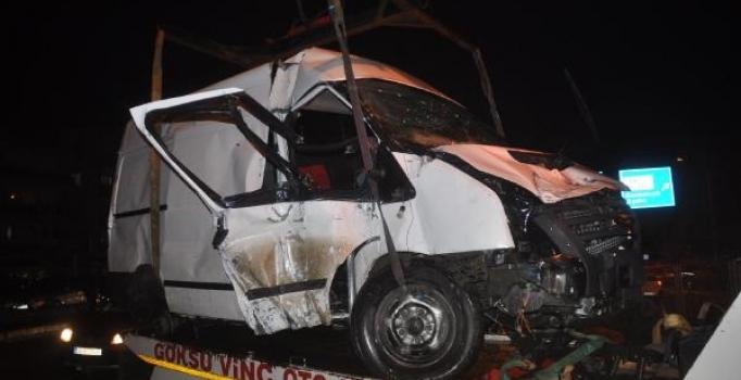 Aydın'da trafik kazası: 3 kişi yaralı