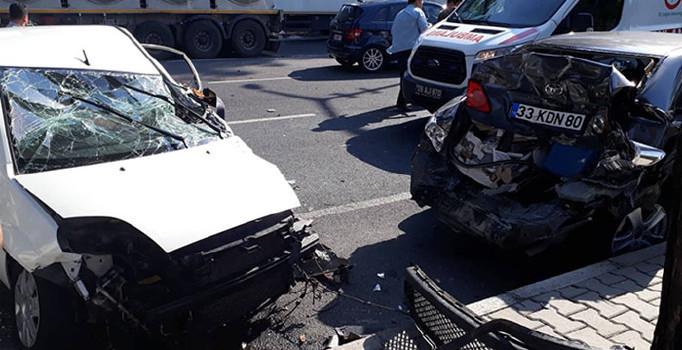Aydın'da zincirleme kaza: 1 ölü, 7 yaralı