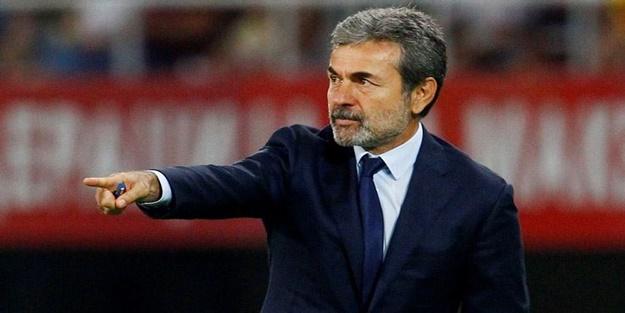 Aykut Kocaman'dan çarpıcı yorum: Ligin en çok gol atan takımı olmamız...