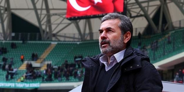 Aykut Kocaman'ın Konyaspor'a ilk transferi Fenerbahçe'den! Yıldız futbolcuyu...