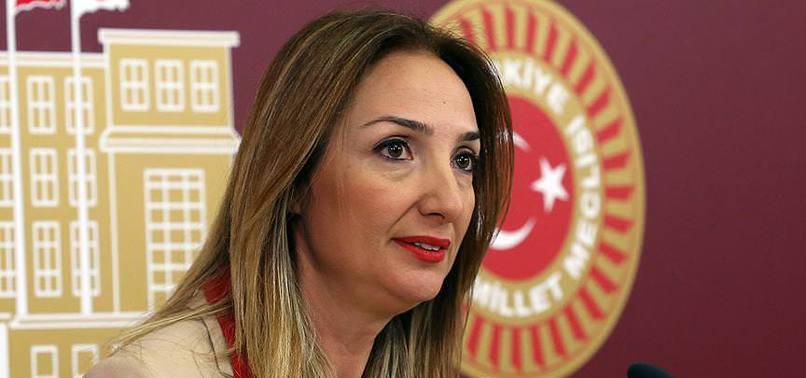 Aylin Nazlıaka'nın cezası belli oldu