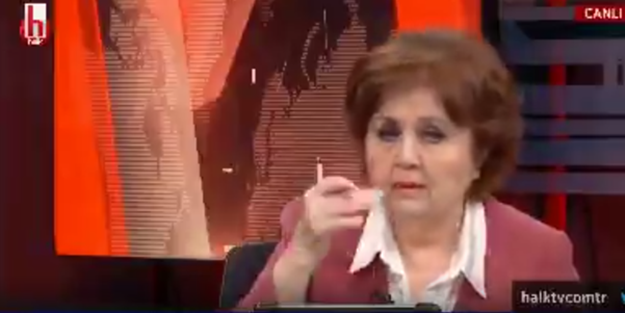 Ayşenur Arslan şimdi de polisleri, öğretmenleri ve kamu görevlilerini taciz ve tecavüzcü ilan etti!