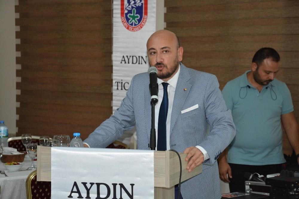 AYTO'nun 'Gündem Ekonomi' toplantıları Köşk'te devam etti