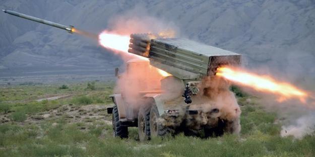 Azarbeycan 30 bin askerle saha'da