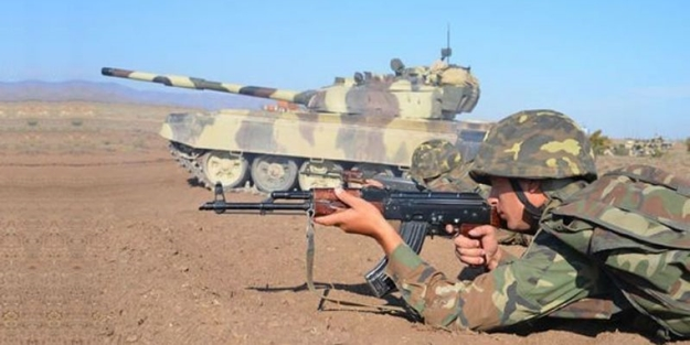 Azerbaycan büyük operasyona hazırlanıyor