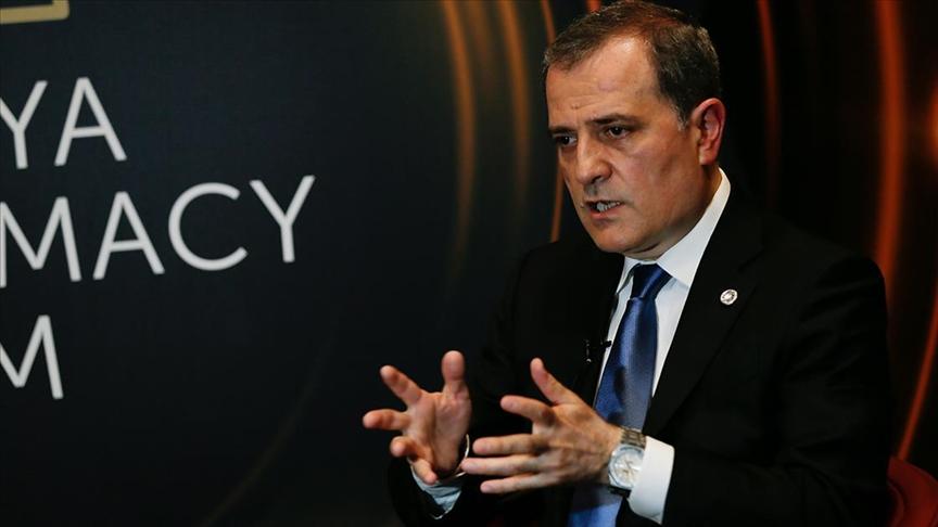Azerbaycan Dışişleri Bakanı Ceyhun Bayramov: Şuşa Beyannamesi tarihi bir beyannamedir